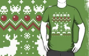 holiday-invaders-t-shirt
